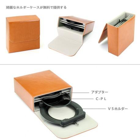 Portafiltros 100mm (Kit V5)