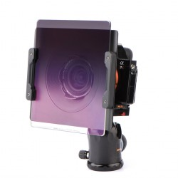 Portafiltros lente ultrangular (150mm)